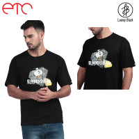 Blinded Sultan T-Shirt By Learoy Black