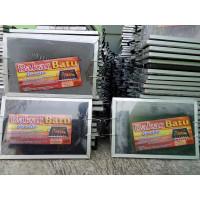 BATU BAKAR GRANITO / ALAT PANGGANG BATU / PEMANGGANG BATU