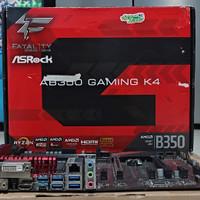 Motherboard Asrock Fatal1ty AB350 Gaming K4