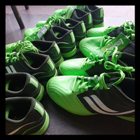 Ready Sepatu Futsal League Encanto La (Nbwb) - Kuning, 40