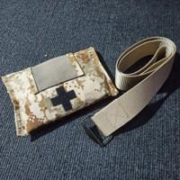 Blowout pouch Rigger belt Aor1 devgru aor 1 Multicam Gbb aeg