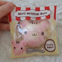 Squishy mini animal bun rabbit