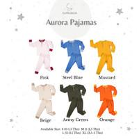 SURICACA Setelan Baju Anak Kaos Bayi Celana Panjang - Retro Series 4A - Hijau, XL