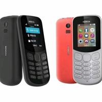 Hp Nokia 130 2017 Dual Sim Original Resmi TAM Handphone garansi murah