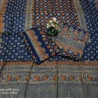 kain batik sarimbit bahan viscose semi sutra motif sembagi mewah