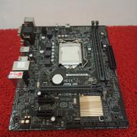 Motherboard Intel Asus dan Gigabyte H110 soket 1151 ddr4 bergaransi