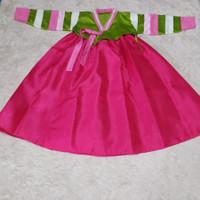 hanbok anak baju adat tradisional korea costume kostum hambok feb 001