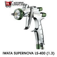 IWATA LS-400 SUPERNOVA ENTECH HVLP (GUN+CUP)