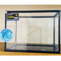 AQUARIUM NIKITA SIZE S 31.5 x 18.5 x 24.4 cm Aquarium AKRILIK 12L