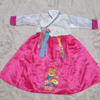 hanbok anak baju adat tradisional korea costume kostum haapr007