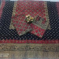 sarimbit keluarga muslim kain batik motif sembagi bahan viscose cirebo
