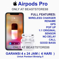 Apple Airpods Pro/Air Pods Pro/Headset Apple Pro HIGH QUALITY