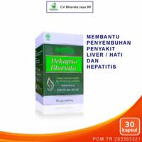 Obat Liver Obat Hepatitis & Kanker Hati Herbal Ampuh Dekapro Bharata