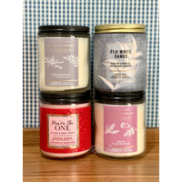 Bath and Body Works Aromatherapy 1-Wick Scented Candle BBW