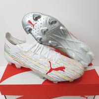 Sepatu Bola - Soccer Puma Ultra Spectra Pack White - FG