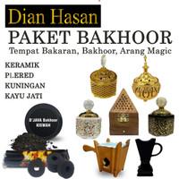 PAKET BAKHOOR BUKHUR PRAPEN TEMPAT BAKARAN MABKHARA