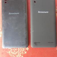 Backdoor backcase Lenovo A6000 A6000+ ori copotan original