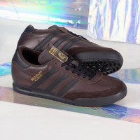 sepatu adidas BECKENBAUER original,,sepatu adidas original 100%BNWB - BROWN TRAINERS, 40