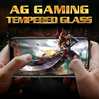 iPhone X XS XR XS Max Matte Gaming Tempered Glass Anti Glare