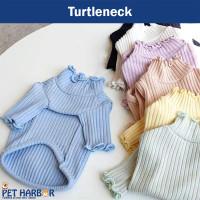 Baju Anjing Turtle Neck / Kostum Anjing / Dog Clothes