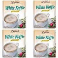 Kopi Luwak White Coffe Sachet