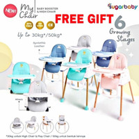 Sugar Baby - My Chair Baby Booster High Chair