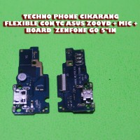 FLESIBLE FS CON TC ASUS Z00VD + MIC MICROPHONE + BOARD ZENFONE GO 5