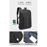 Tas Travellinng/Tas Kantor/Tas kerja NEW BackPack USB Bag Besar A898
