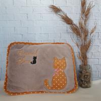 Bantal Panas Penghangat Terapi / Heating Pad / Hot Water Bag Nyaman - Kuning