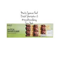 M&S Marks Spencer Food Dutch Shortcake Banned Pack