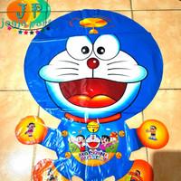 balon karakter doraemon / balon karakter