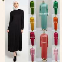 Manset Gamis Baju Dalaman Muslim Panjang Wanita