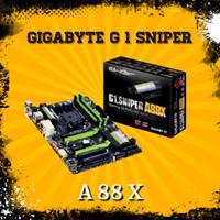 Gigabyte G1 Sniper A88X FM2+ for Godavari Carrizo Kaveri A10 Mobo AMD