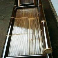 Bale santay rosbang bambu