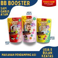 ABON BAYI TOMEZ PAKET BB BOOSTER (Sapi, Gabus, Ayam)