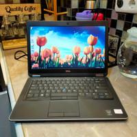 Laptop Dell Latitude E7440 Core i3 Gen 4 RAM 4GB HDD 500GB 14inch Slim