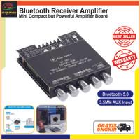 Audio Amplifier Bluetooth 5.0 Extraordinary Sound Subwoofer -Fosi TB21