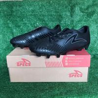 PROMO Sepatu Bola Specs Swervo Hydra Pro FG - Triple Black