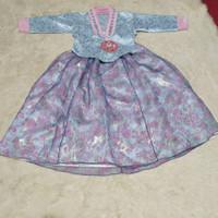 hanbok anak baju adat tradisional korea costume kostum mar010