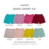 ARDENLEON Unisex Basic Short 2.0 (4 - 7 Yr)