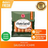 Riverland Sosis Sapi Jepang Ichimi / Smoked Arabiki Beef 360gr