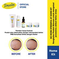 Voucher No More Stressfull Acne at Home Kit (Konsultasi + Skin Care)