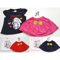 Baju Setelan anak cewek perempuan fashion pergi jalan bestseller H225