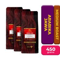 WoCA Arabika Jawa 150 gram X 3 Pack