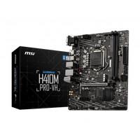 MSI H410M PRO-VH LGA 1200 Comet Lake H410 DDR4 Motherboard Mainboard