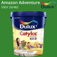 CAT DULUX CATYLAC GLOW 22 KG - AMAZON ADVENTURE 59GY 20/482