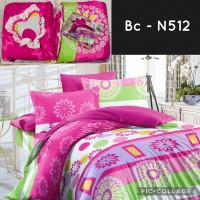 set Bedcover Motif Bunga 180x200 murah cover ukuran sprei Terlaris Bad