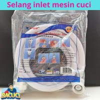selang inlet air mesin cuci LG Samsung Sharp Polytron - 2 meter