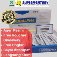 SOP Alpha Jakarta Selatan Gojek Sopalpha Apple Stem Cell Stemcell Apel