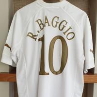Jersey Bola Italia Roberto Baggio Kolpri PPKM SALE!